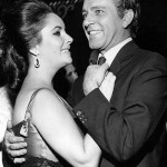 Elizabeth and Richard Burton