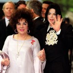 Elizabeth and Michael Jackson