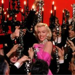 Marilyn in Gentlemen Prefer Blondes