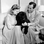 Bogie and his third wife Mayo Methot