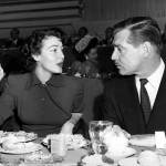 Clark and Ava Gardner out to dinner