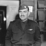 Clark Gable during his army days in 1944
