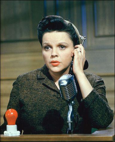 Judy Garland judgement day