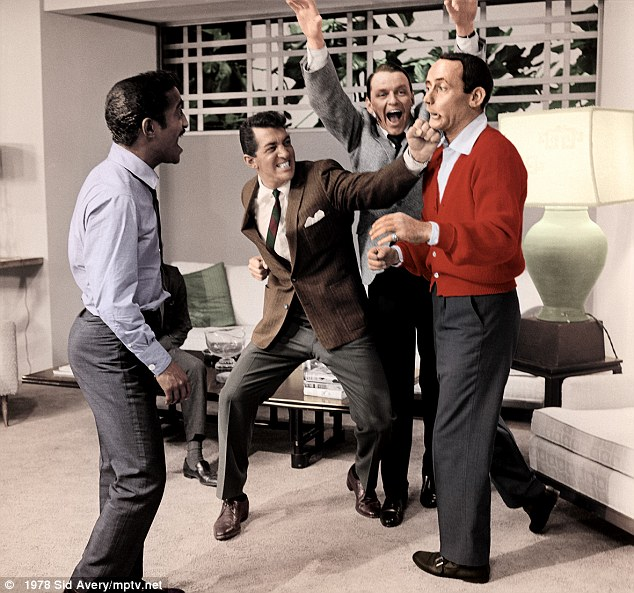 how to sing like the rat pack singers