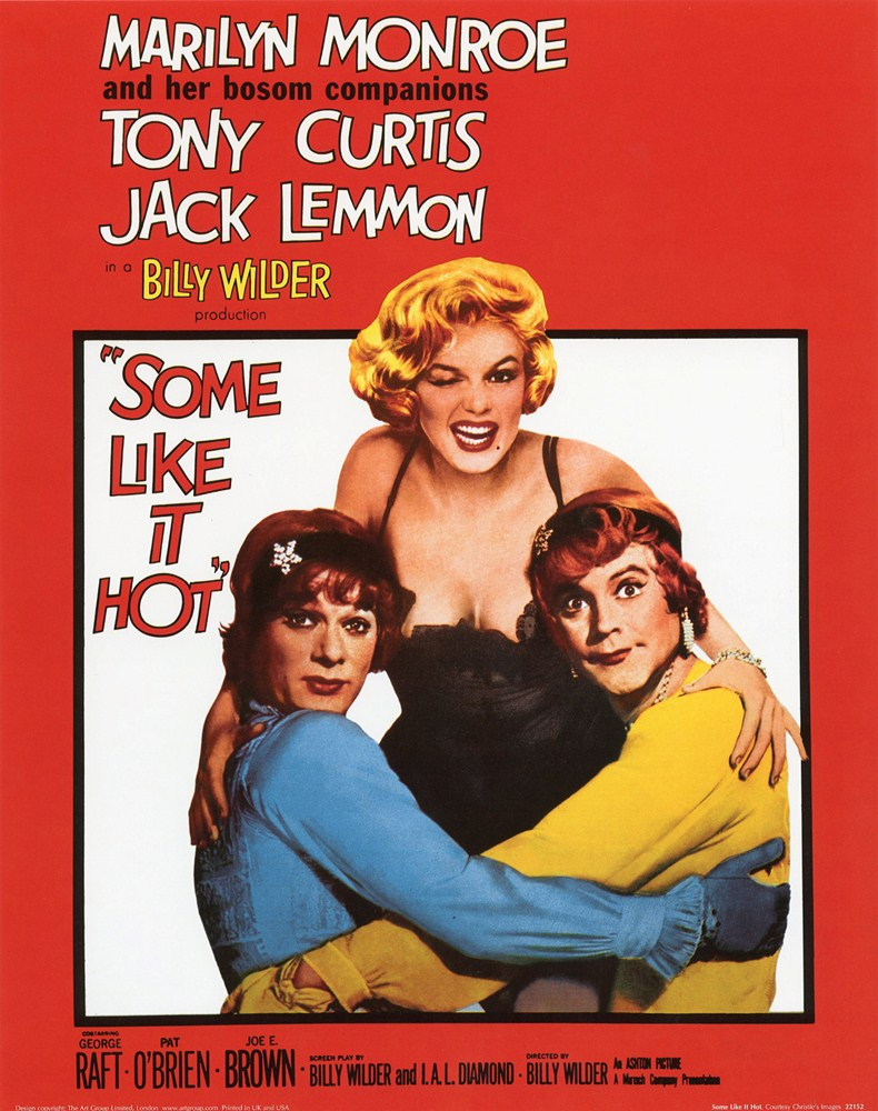 essay on some like it hot View a short essay during the first decades of the twentieth century, new forms  of mass media directly impacted the cultural and racial landscape of america's.