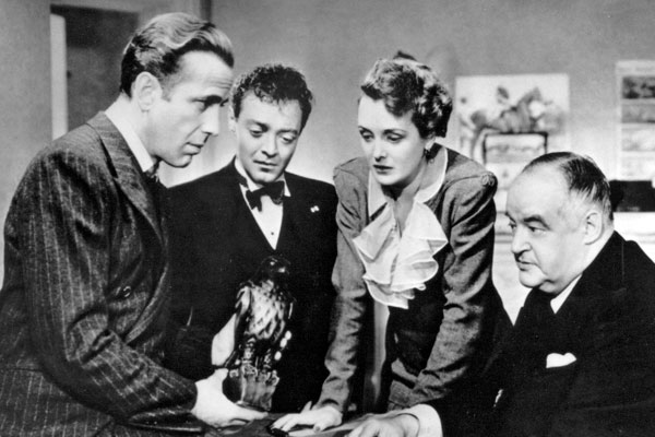 cast Maltese Falcon