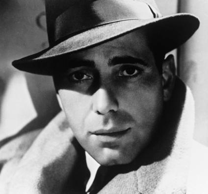 Humphrey Bogart face