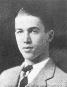 James Stewart at Princeton
