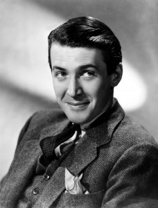 James Stewart early publicity picture