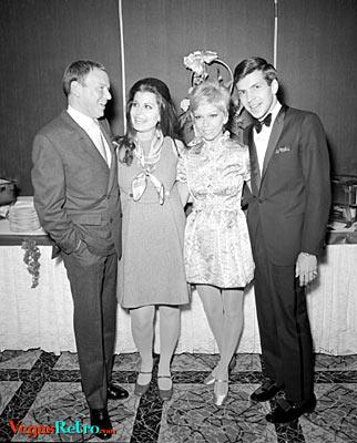 Frank Sinatra Children Frank Sinatra and his three