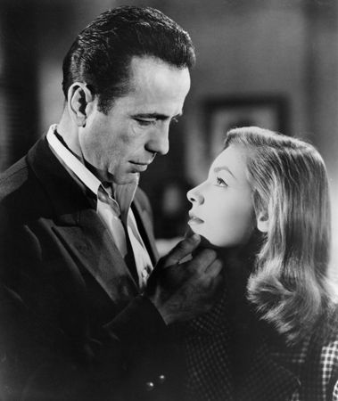 Bogie & Bacall in To have and Have Not