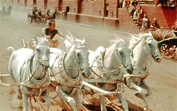 Ben-Hur chariot