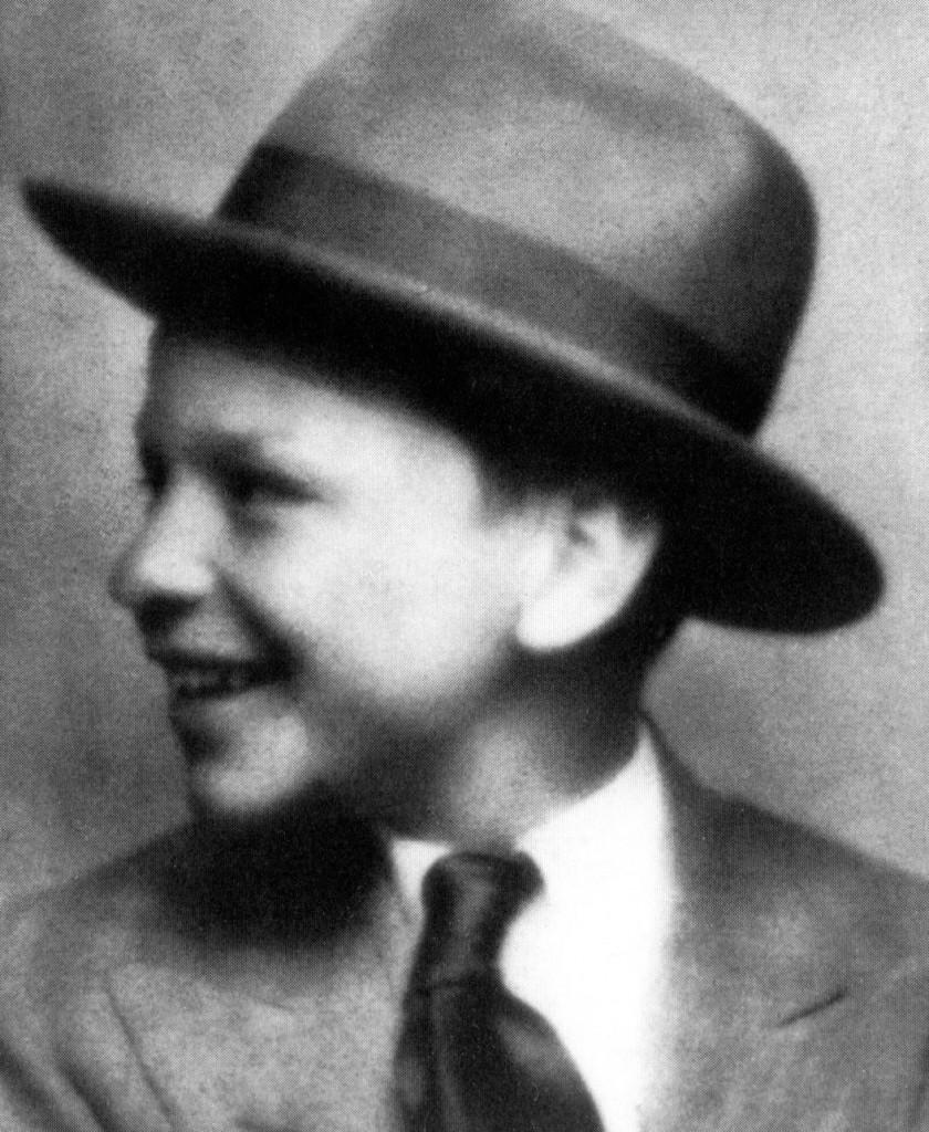 Frank Sinatra kid