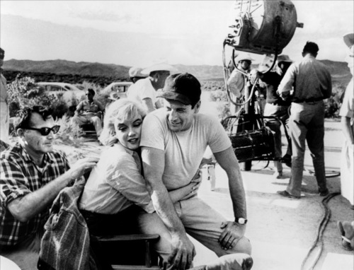 Eli en Marilyn Monroe