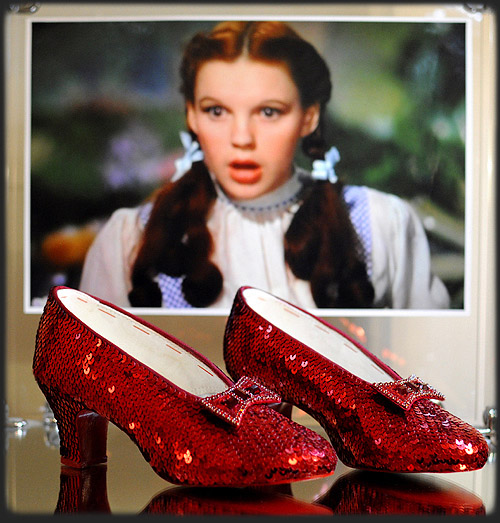 Ruby red slippers 2