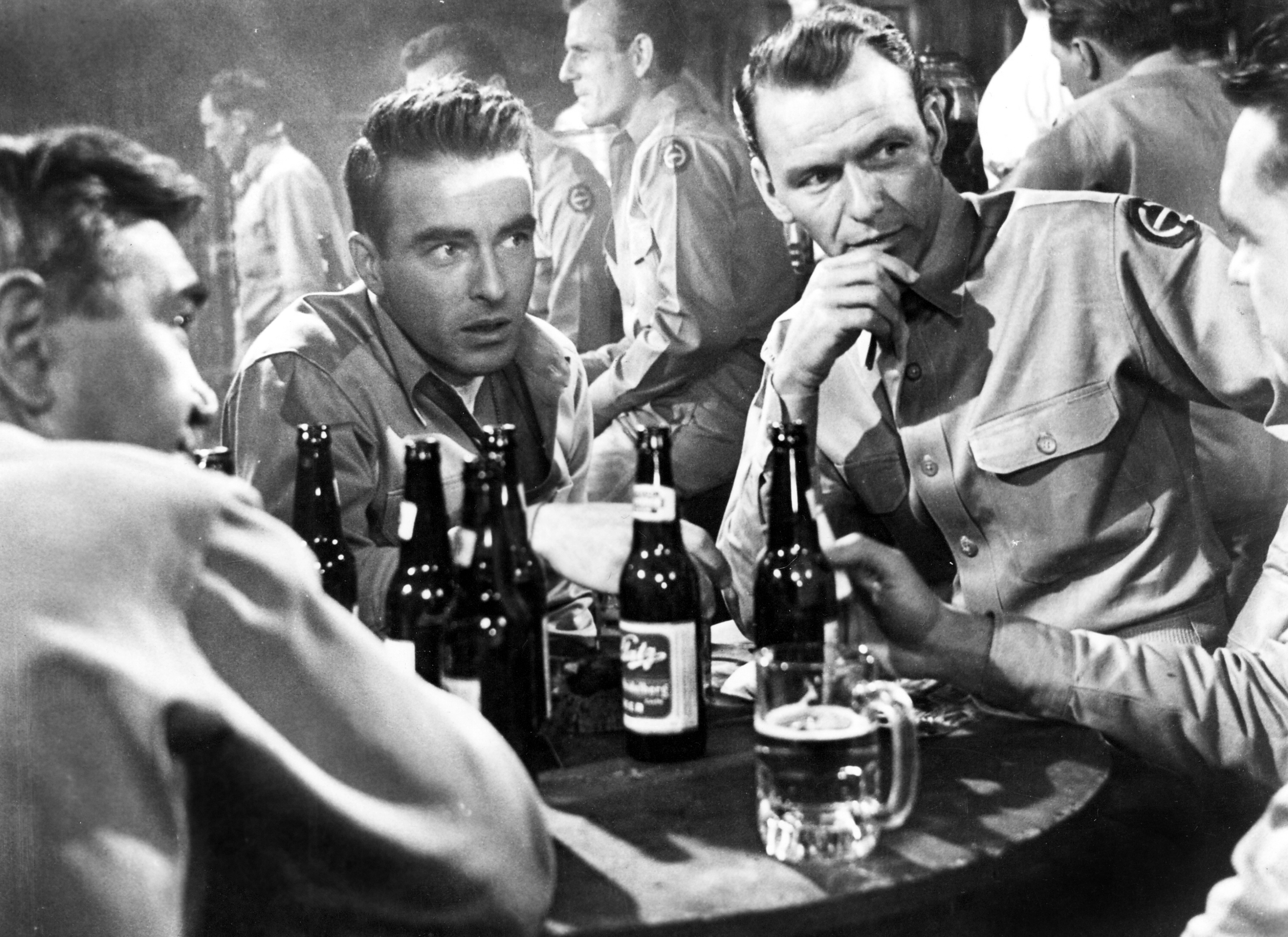 From Here To Eternity Monty and Frank